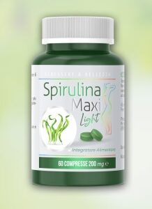 Spirulina Maxi Light